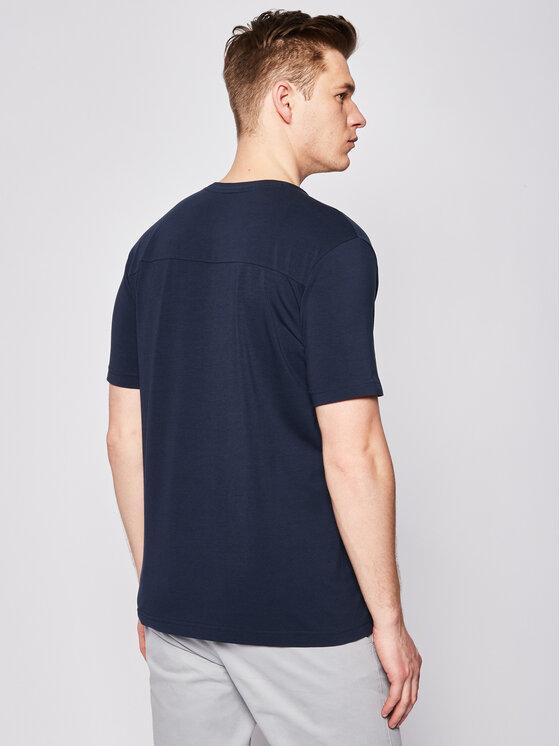 Boss Boss T-Shirt Tee 5 50425693 Dunkelblau Regular Fit