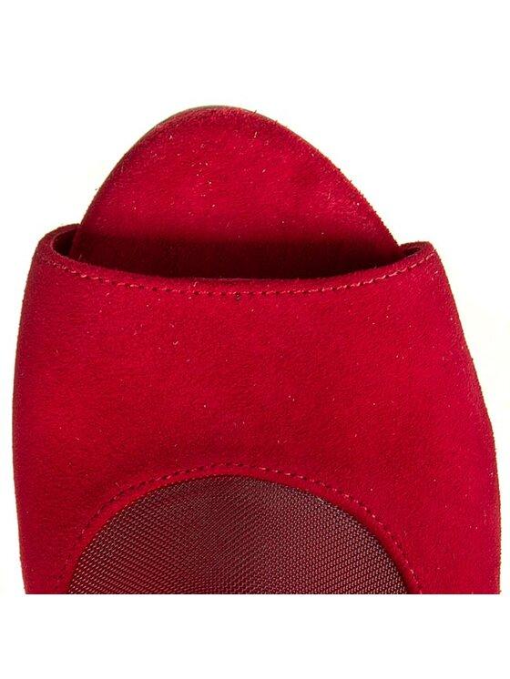 Guess Guess Обувки на ток Avocadoo FLAVO1 FAB09 Червен