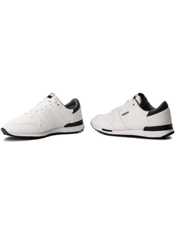 Pepe Jeans Pepe Jeans Sneakers Bimba Alligator PLS30745 Weiß