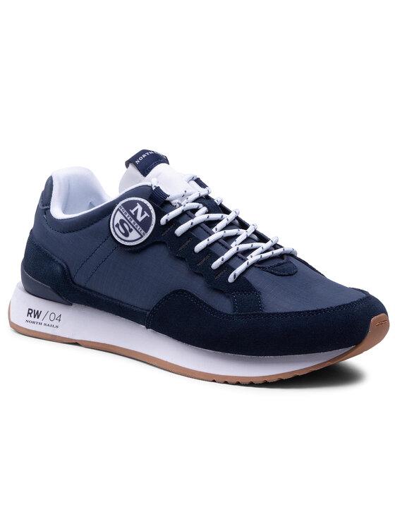 North Sails Laisvalaikio batai RW-04 First Tamsiai mėlyna