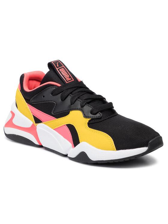 Puma Puma Sneakersy Nova Funky Jr 370131 01 Čierna