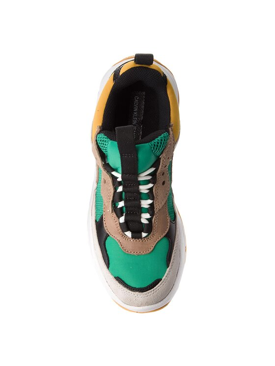 Calvin Klein Jeans Calvin Klein Jeans Sportcipő Maya R0803 Zöld
