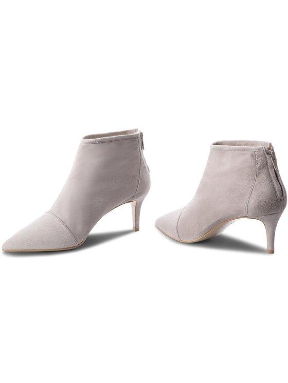 Gino Rossi Gino Rossi Členková obuv Rumi DBH877-AG8-0020-8500-X Sivá