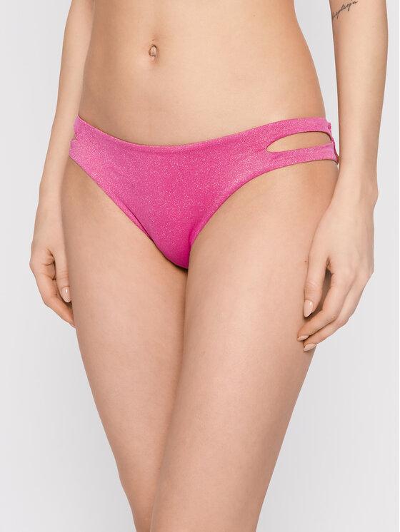 Liu Jo Beachwear Bikinio apačia VA1013 J6173 Rožinė