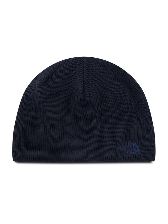 The North Face The North Face Czapka Bones Recyced Beanie NF0A3FNSRG11 Granatowy