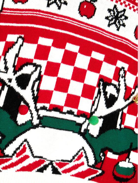 Little Marc Jacobs Little Marc Jacobs Sweter W15529 S Czerwony Regular Fit