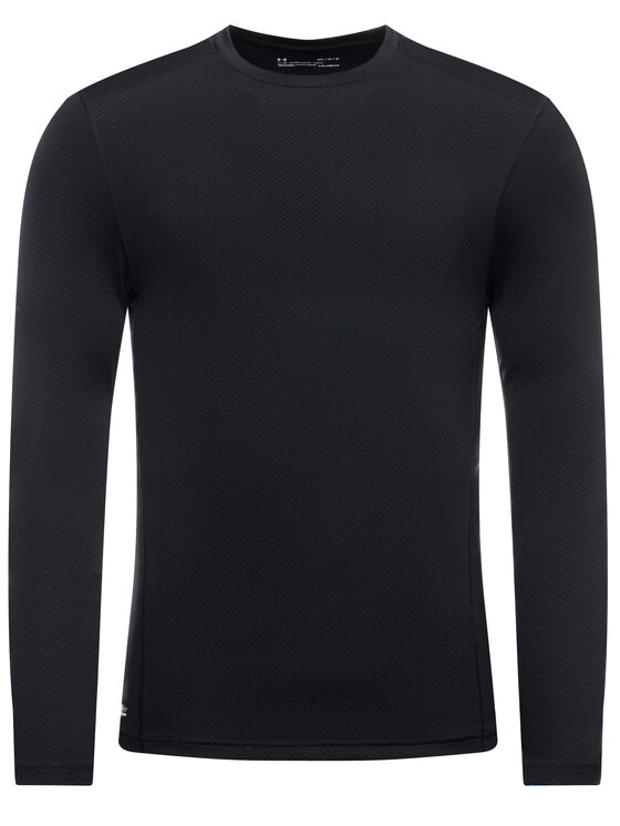 Under Armour Under Armour Technisches T-Shirt Ua Tactical Crew Base 1316936 Schwarz Fitted Fit