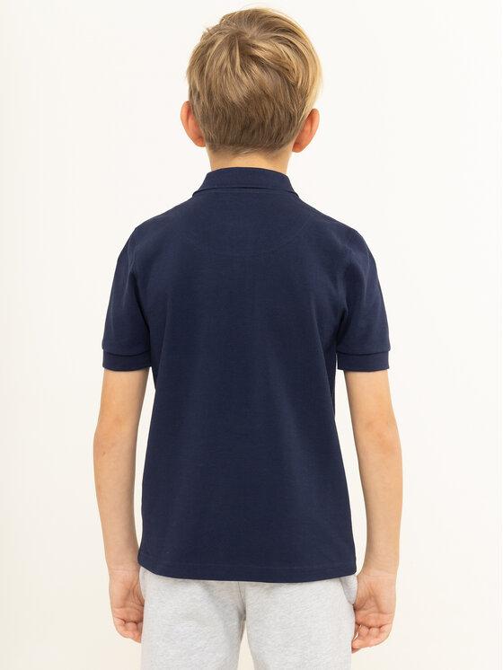 Timberland Timberland Polo marškinėliai T25P13 Tamsiai mėlyna Regular Fit