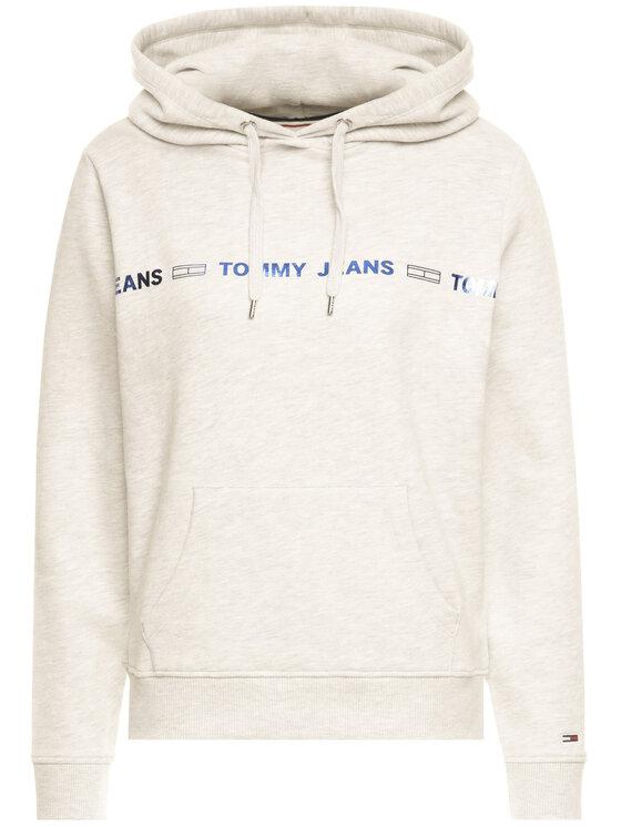 Tommy Jeans Tommy Jeans Džemperis Tjw Liner Logo DW0DW07798 Pilka Regular Fit