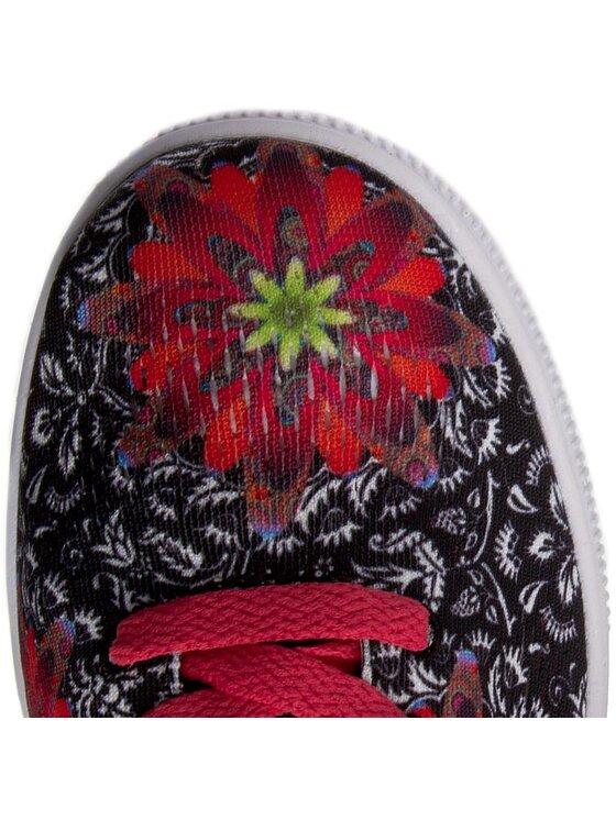 Desigual Desigual Πάνινα παπούτσια Camden Save The Queen 72KSDC0/2000