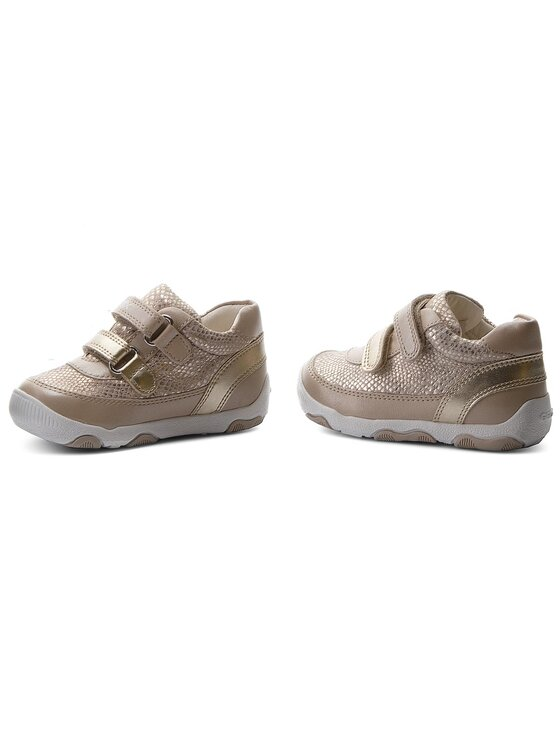 Geox Geox Sneakersy B New Balu G.C B820QC 00744 C0512 M Beżowy