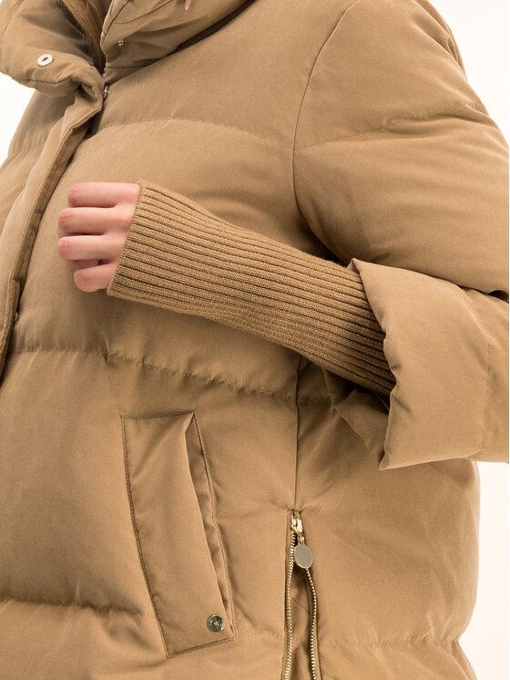 Pennyblack Pennyblack Vatovaná bunda Ajaccio 24845019 Hnedá Regular Fit