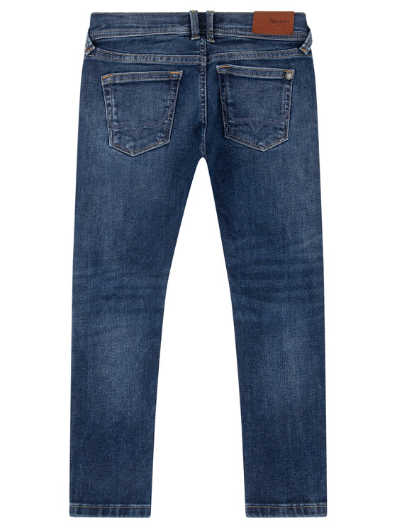 Pepe Jeans Pepe Jeans Jeans Finly GK5 PB200528 Blu scuro Skinny Fit