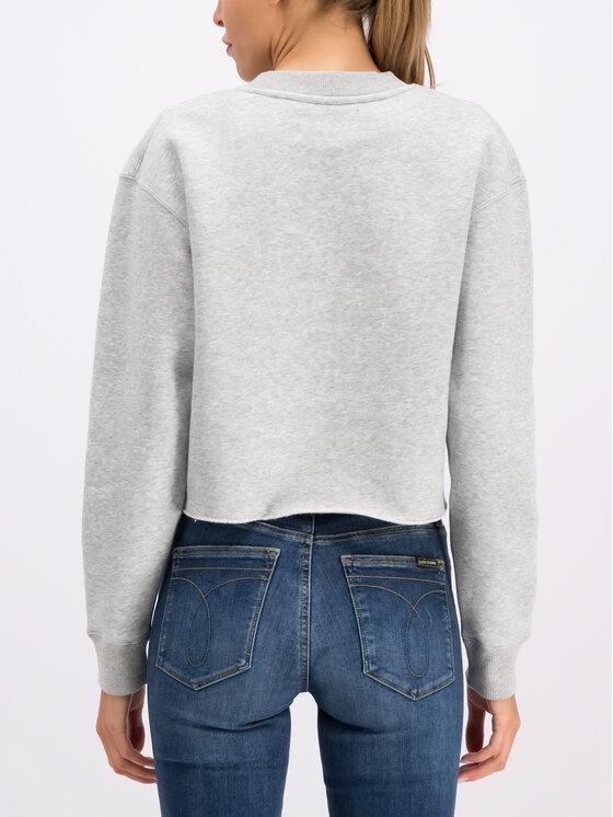 Calvin Klein Jeans Calvin Klein Jeans Džemperis J20J212226 Pilka Oversize