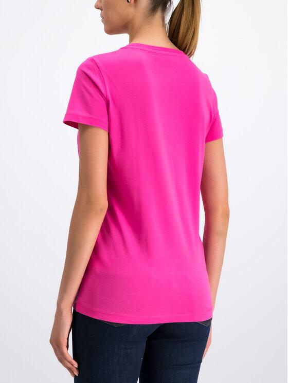 Trussardi Trussardi Тишърт Cotton Jersey 56T00192 Розов Regular Fit