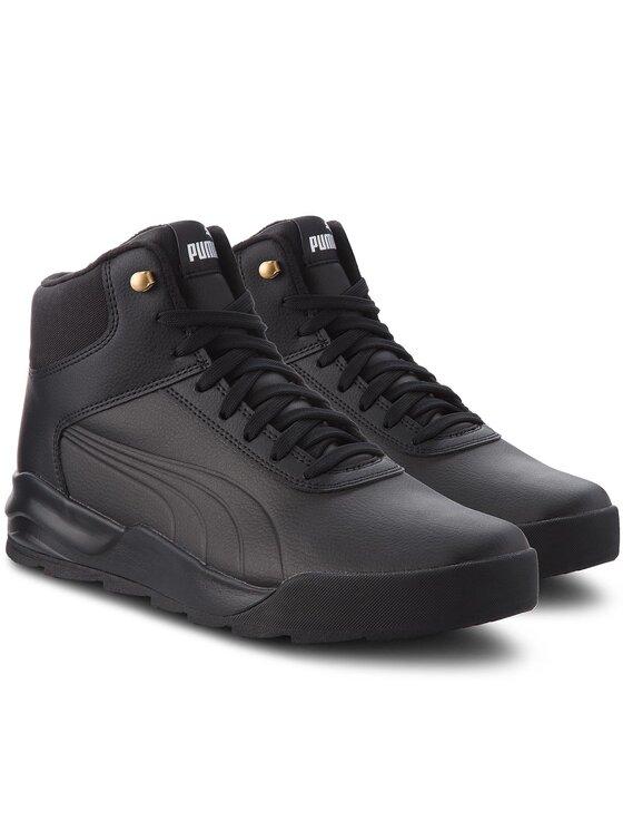Puma Puma Sneakersy Desierto Sneaker L 362065 02 Černá