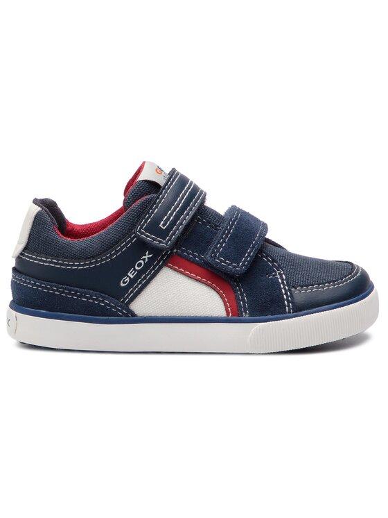 Geox Geox Laisvalaikio batai B Kilwi B. B B82A7B 02210 C4211 S Tamsiai mėlyna