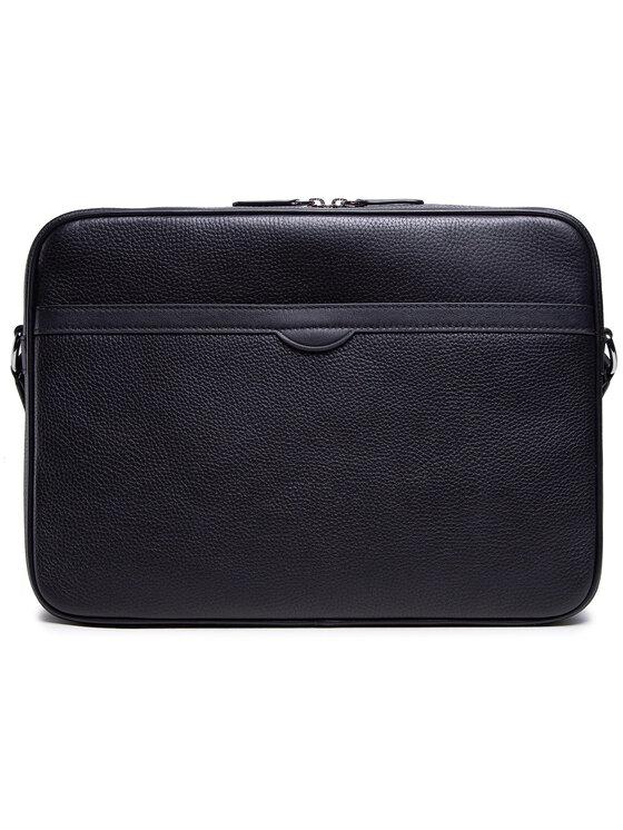 MICHAEL Michael Kors MICHAEL Michael Kors Torba na laptopa Hudson 33S1LHDM1L Czarny