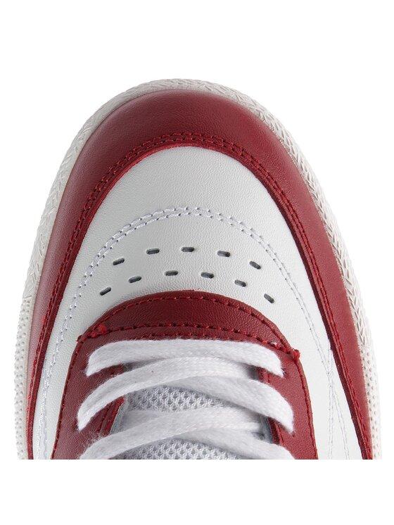 Guess Guess Sneakers FMTYE4 LEA12 Weiß