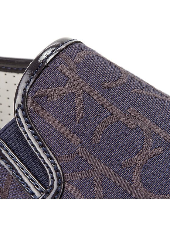 Calvin Klein Jeans Calvin Klein Jeans Teniși Raz RE9178 Bleumarin