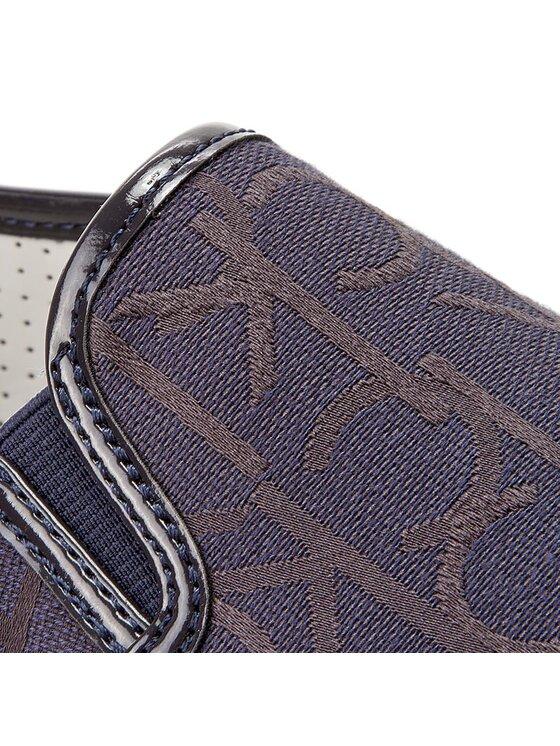 Calvin Klein Jeans Calvin Klein Jeans Tenisówki Raz RE9178 Granatowy