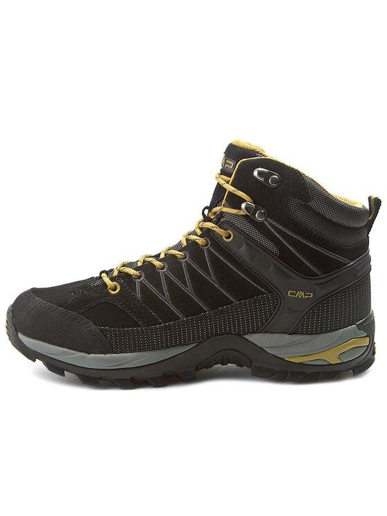 CMP CMP Scarpe da trekking Rigel Mid Trekking Shoe Wp 3Q12947 Nero