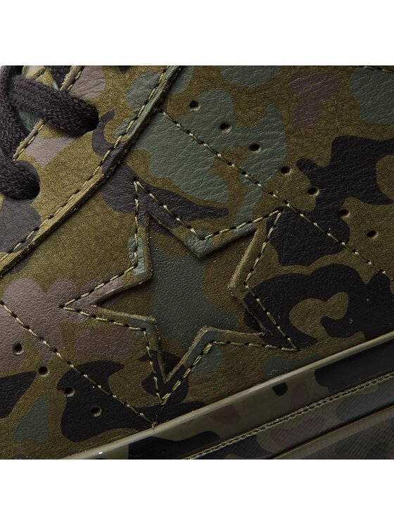 Converse Converse Sneakersy One Star Mid 159746C Zelená