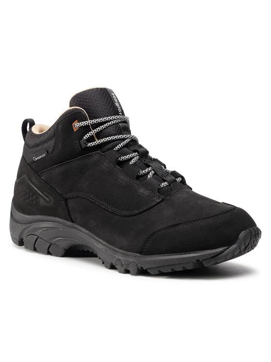Haglöfs Turistiniai batai Kummel Proof Eco Winter Men 498590 Juoda