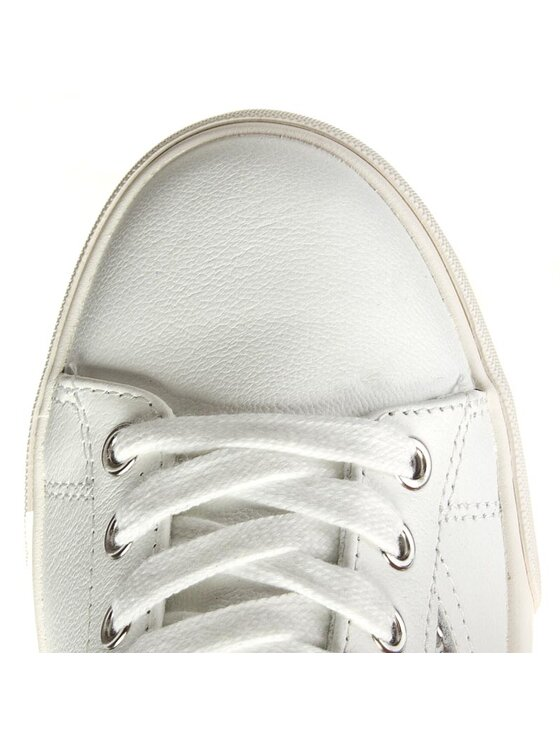 Guess Guess Sneakers Marline5 FLMA53 LEA12 Weiß