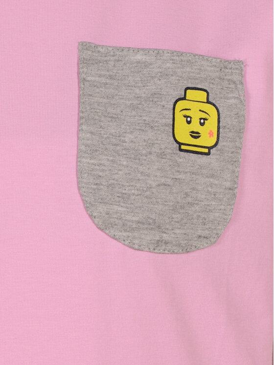 LEGO Wear LEGO Wear T-Shirt 301 22341 Różowy Regular Fit