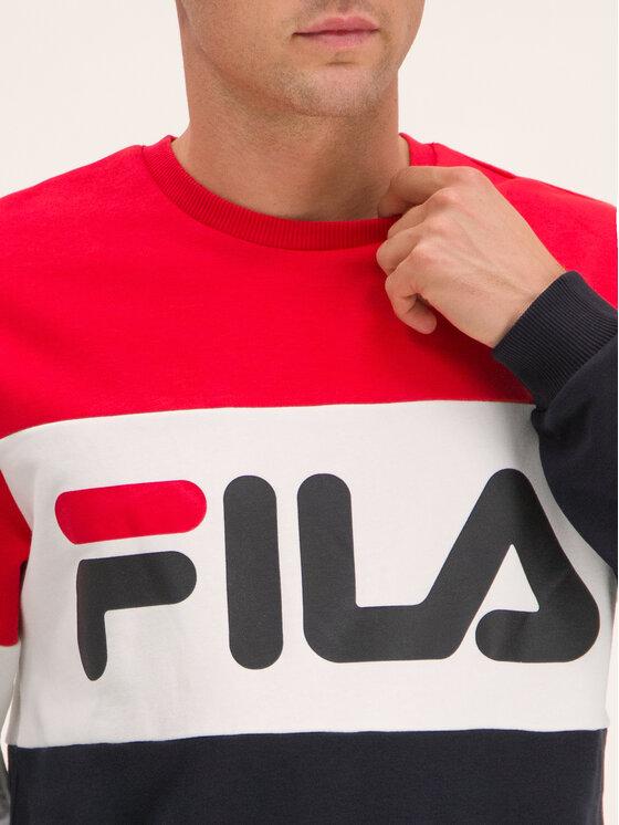 Fila Fila Bluza 681255 Kolorowy Regular Fit