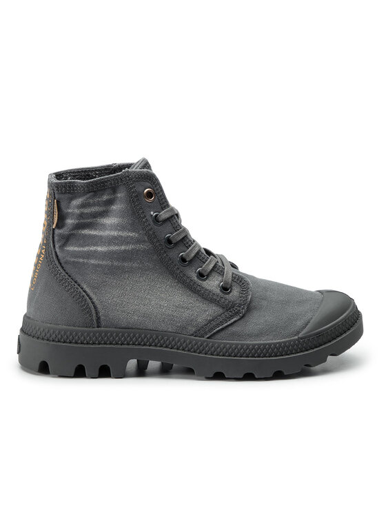 Palladium Palladium Ορειβατικά παπούτσια Palladenim 76230-014-M Γκρι