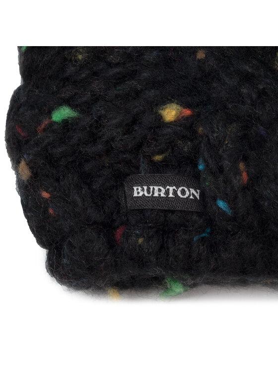 Burton Burton Czapka Chole Bnie 10480105001 Czarny