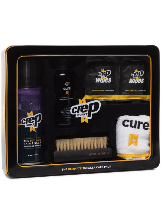 Crep Protect Crep Protect Zestaw do czyszczenia The Ultimate Sneaker Care Pack