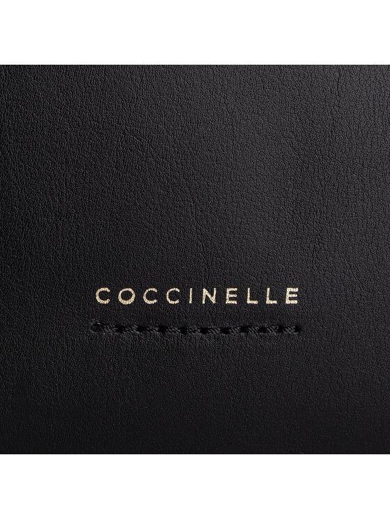 Coccinelle Coccinelle Torebka ET1 Paul Smooth E1 ET1 18 01 01 Czarny