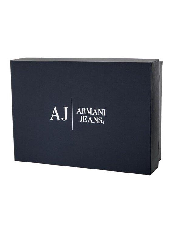 Armani Jeans Armani Jeans Duży Portfel Damski 05V12 RJ 04 Czerwony