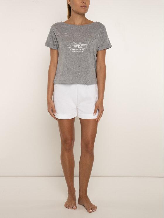 Emporio Armani Underwear Emporio Armani Underwear Top 163319 9P263 00748 Šedá Slim Fit