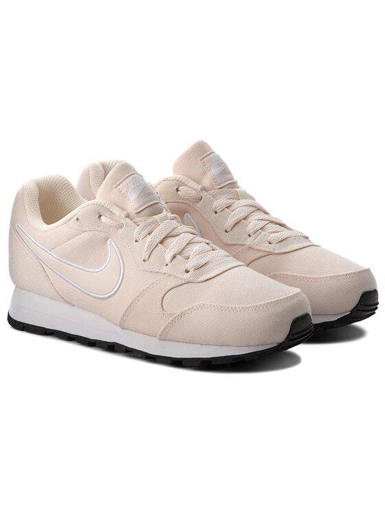 Nike Nike Buty Md Runner 2 Se AQ9121 800 Beżowy