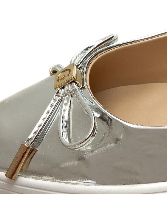 Guess Guess Обувки Kora FLKOR1 LEL12 Сребрист