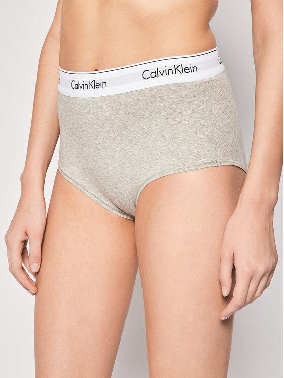 Calvin Klein Underwear Calvin Klein Underwear Boxerky 000QF4247E Sivá