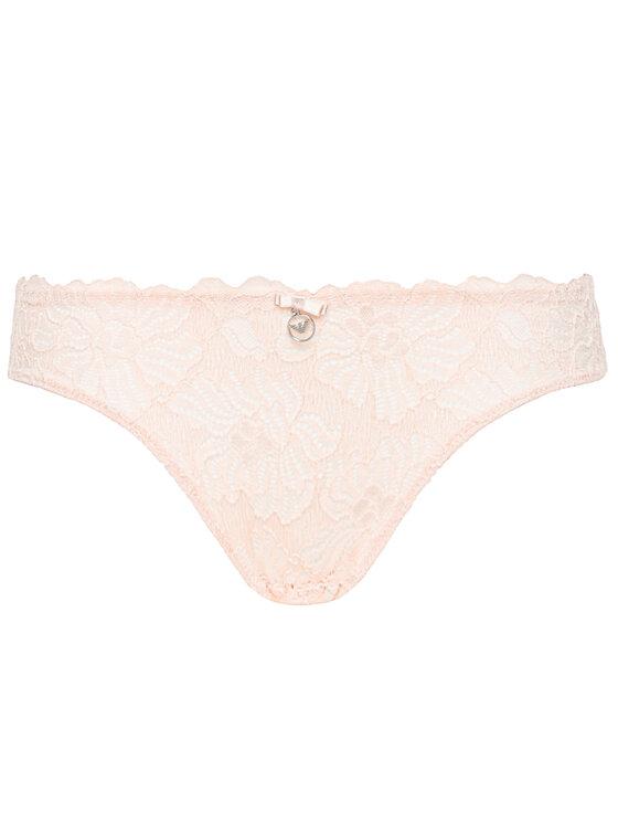 Emporio Armani Underwear Emporio Armani Underwear Figi klasyczne 162525 CC204 03050 Beżowy