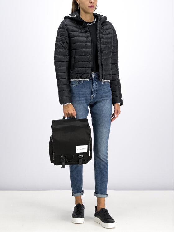 Calvin Klein Calvin Klein Plecak Soft Line Backpack K60K605172 Czarny