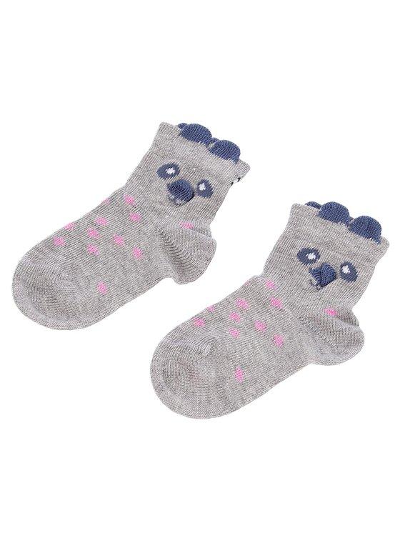 TOMMY HILFIGER TOMMY HILFIGER Vaikiškų ilgų kojinių komplektas (3 poros) 485016001 Rožinė