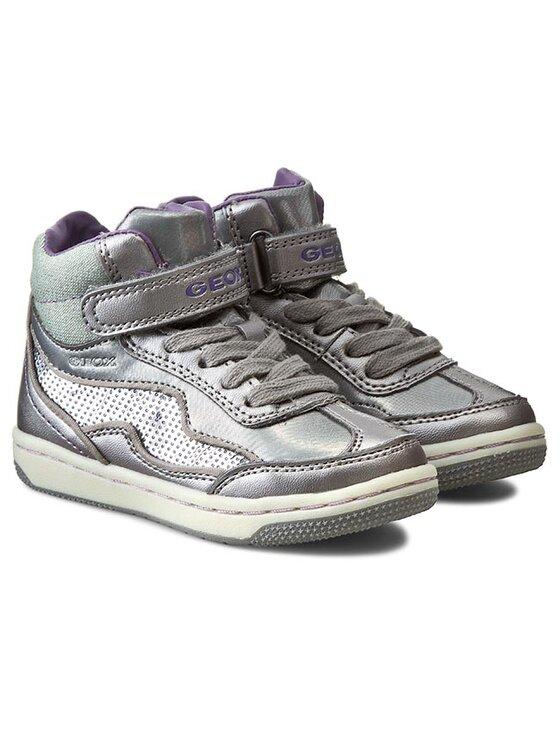 Geox Geox Chaussures basses J Creamy D J44L5D 0NFBJ C1006 M Gris