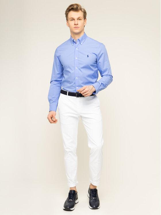 Polo Ralph Lauren Polo Ralph Lauren Hemd 710737080 Blau Regular Fit