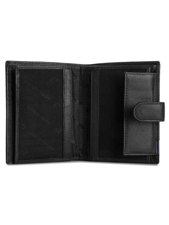 Pierre Cardin Pierre Cardin Голям мъжки портфейл TILAK26 331A Черен