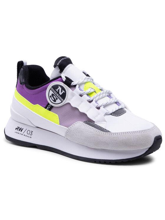 North Sails Laisvalaikio batai RW/03 Reef -039 Violetinė
