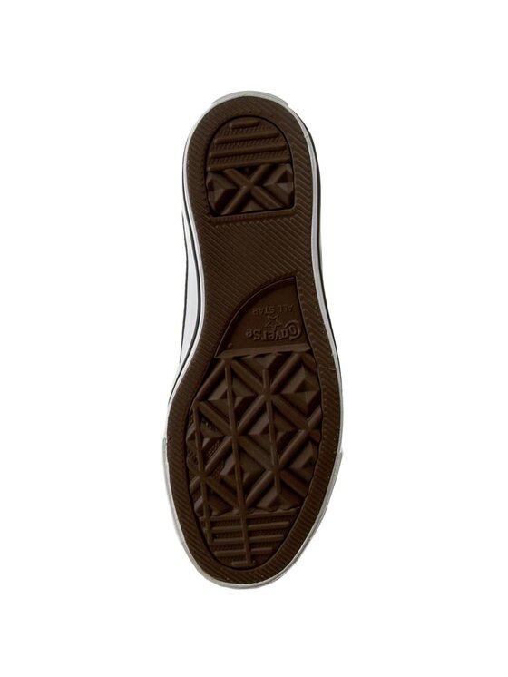 Converse Converse Sneakers aus Stoff Ctas Hi 153179C Goldfarben