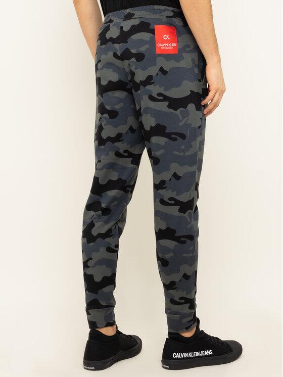 Calvin Klein Performance Calvin Klein Performance Teplákové kalhoty Knit Pants 00GMH9P683 Šedá Regular Fit