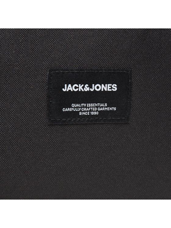 Jack&Jones Jack&Jones Plecak Jacbts Basic Backpack 12177844 Czarny